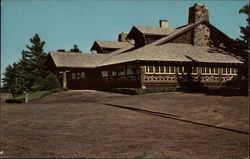 Keweenaw Park Club House at Copper Harbor