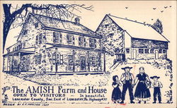 The Amish Farm and House