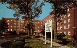 Hinsdale Sanitarium and Hospital Postcard
