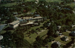 Aerial View of The Lookout-Ogunquit Club and Gsrdens