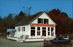 Billie Creek General store Postcard