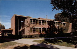 Grinnell College - Hall of Science (1952)