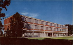 East Norris Hall - Men's Residence, Grinnell College