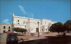 San Jose Church Postcard