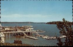 View of Fox Island Thorofare