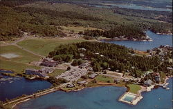 Sebasco Lodge and Cottages, On Casco Bay