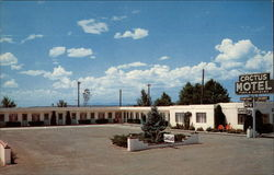 Cactus Motel, on Highway 66, Center of Town