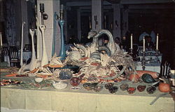 The Manor Buffet Table