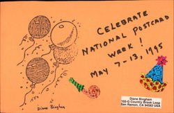 Celebrate National Postcard Week!
