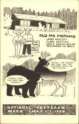 Old Mr. Postcard