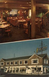 "Smith Bros. ""Fish Shanty"" Restaurant Postcard"