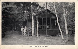 Whitten's Camps, on Moosehead Lake