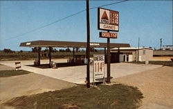 Gaines Truck Stop, Highway 61