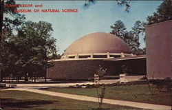 Planetarium and Museum of Natural Science