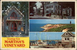 Greetings from Martha's Vineyard