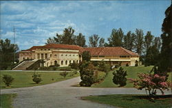 The Istana of Johore Postcard