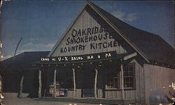 Kountry Kitchen Postcard