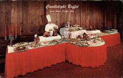 Candlelight Buffet, Secor Hotel