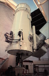 University of Texas McDonald Observatory Telescope Postcard