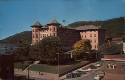 Moody Hotel and Bath House