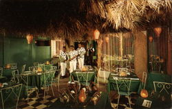 Coconut Bar, House of Palms Restaurant