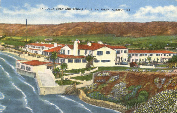 La Jolla Golf and Tennis Club California