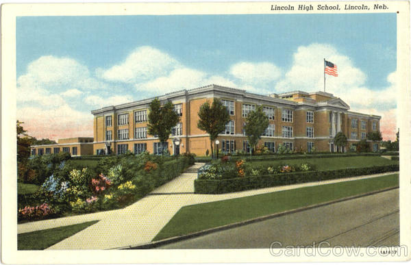 Lincoln High School Nebraska