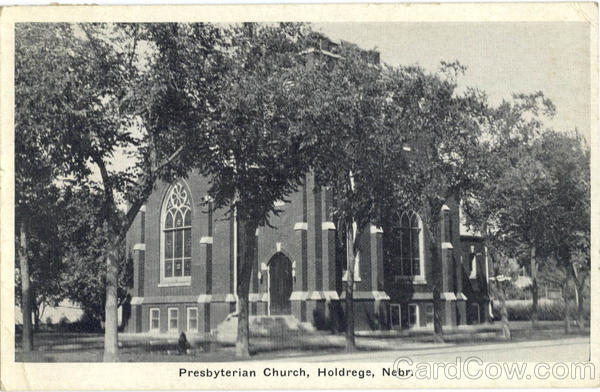 Presbyterian Church Holdrege Nebraska