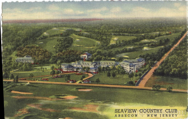 Seaview Country Club Absecon New Jersey