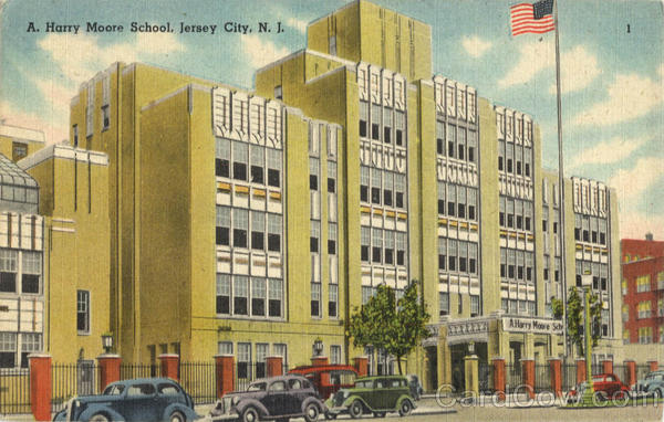 A Harry Moore School Jersey City New Jersey