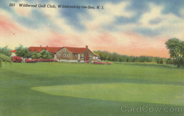 Wildwood Galf Club Wildwood-by-the-Sea New Jersey