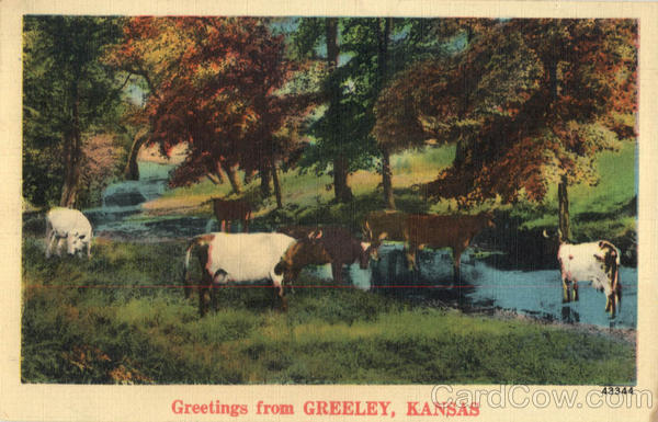 Greetings From Greeley Kansas