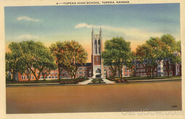 Topeka High School Kansas