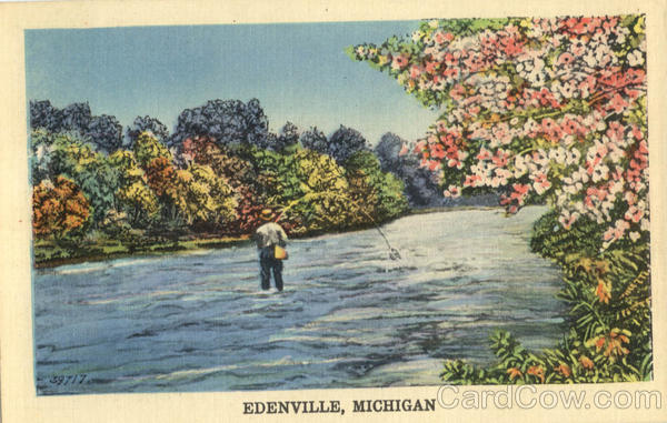 Greetings From Edenville Michigan