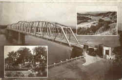 Waubonsie Bridge over the Missouri River