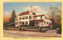 Minchester's Turnpike Inn , 217 South St., Route 24