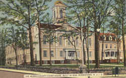 The Morris County Court House