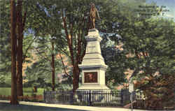 Monument To The Captors of John Andre