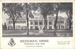 Beekman Arms - Oldest Hotel in America