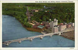 Kaw River Bridge and Milling District