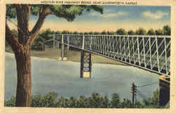 Missouri River Hightway Bridge