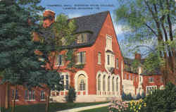 Campbell Hall, Michigan State College