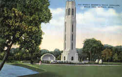 Nancy Brown's Peace Carillon, Belle Isle