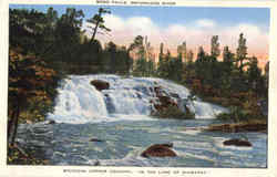 Bond Falls Ontonagon River