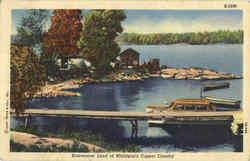 Keweenaw Land Of Michigan's Copper County