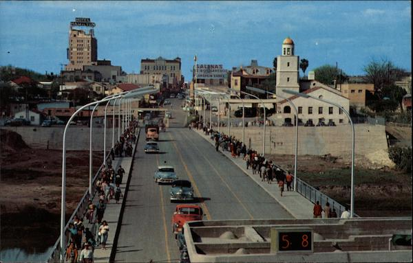 International Bridge Laredo Texas