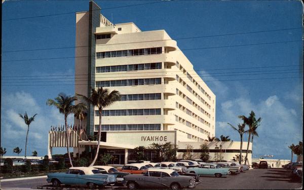 Ivanhoe Hotel Miami Beach