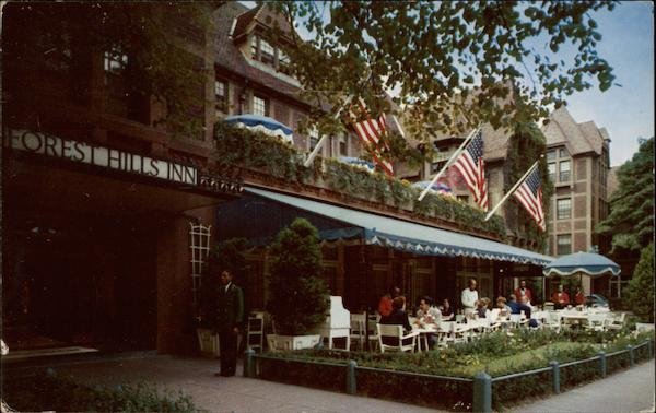 Forest Hills Inn Queens Ny