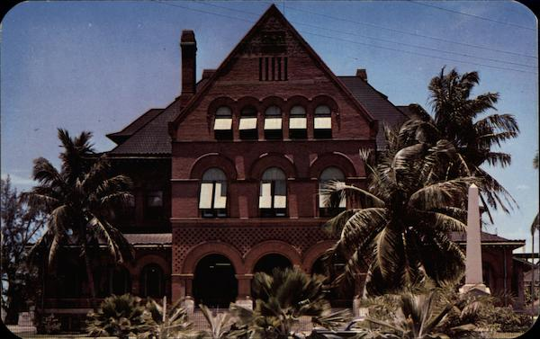 Old Customs Building, Naval Operating Base Key West Florida