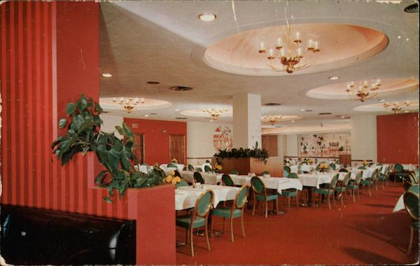 MIlleman Restaurant on the Country Club Plaza Kansas City, MO